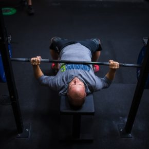 SnoRidge CrossFit_Bench