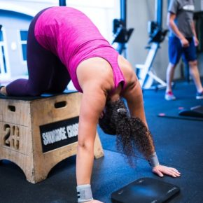 SnoRidge CrossFit_Box Pike