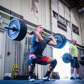 SnoRidge CrossFit_Cluster