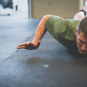 SnoRidge CrossFit_HR Pushup