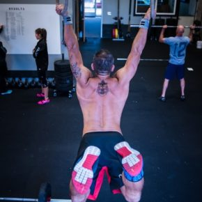 SnoRidge CrossFit_Muscle-up Swing