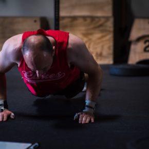 SnoRidge CrossFit_Push-up