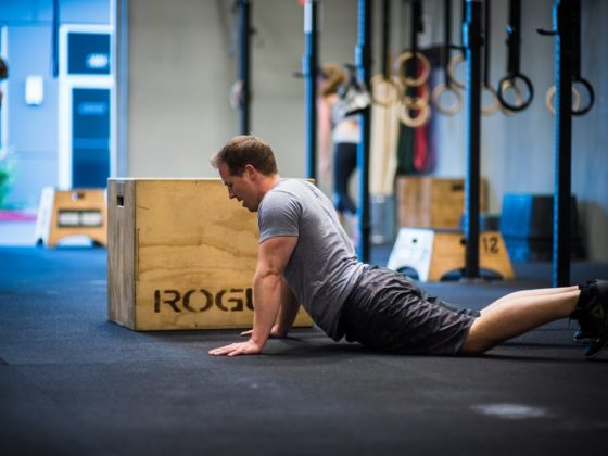 SnoRidge CrossFit_Burpee Box Jump