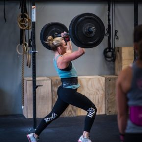 SnoRidge CrossFit_Clean and Jerk