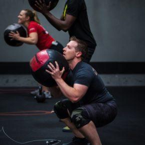 SnoRidge CrossFit_MB Cleans