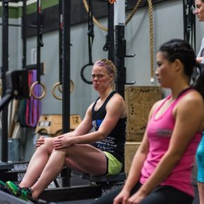 SnoRidge CrossFit_Row Face