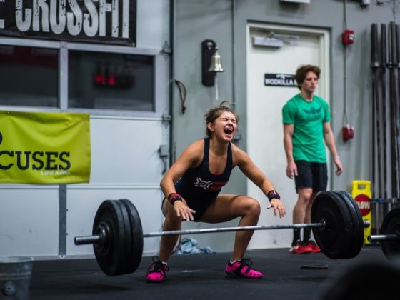 SnoRidge CrossFit_Snatch Miss