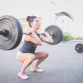 SnoRidge CrossFit_Thruster