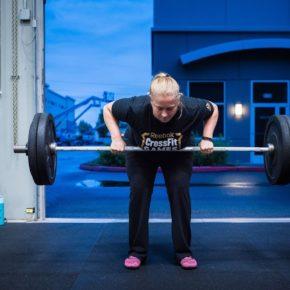 SnoRidge CrossFit_Bent Over Row