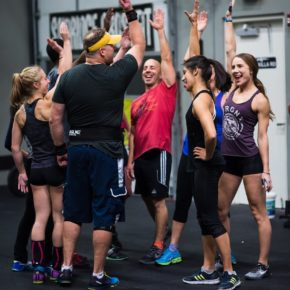 SnoRidge CrossFit_Bring It In