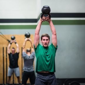 SnoRidge CrossFit_KB Swings