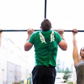 SnoRidge CrossFit_LIftoff_Pull-ups