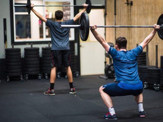 SnoRidge CrossFit_OHS