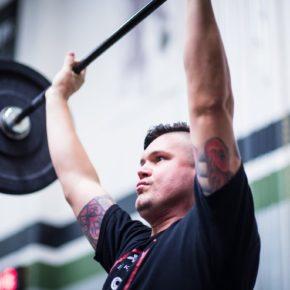SnoRidge CrossFit_Push Press