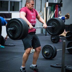 SnoRidge CrossFit_Pwr Clean
