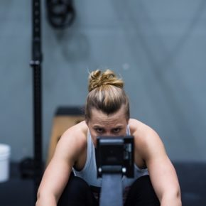 SnoRidge CrossFit_Row