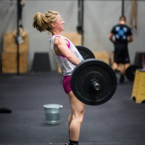 SnoRidge CrossFit_Snatch