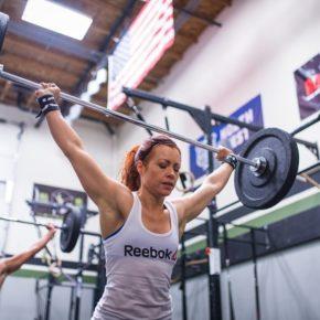 SnoRidge CrossFit_Snatches