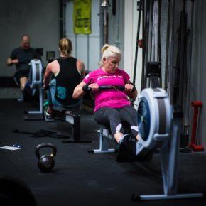 SnoRidge CrossFit_Team Row