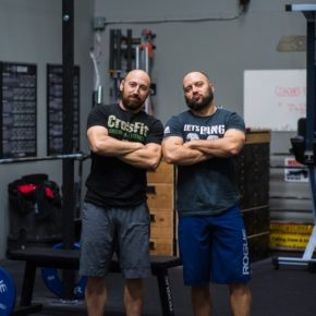 SnoRidge CrossFit_Twinning
