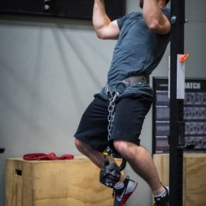 SnoRidge CrossFit_Weighted Pull-up