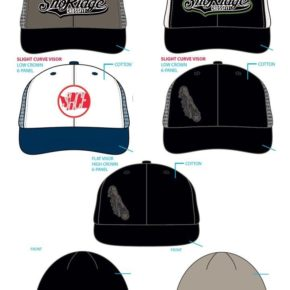 SRCF Hats and Beanies