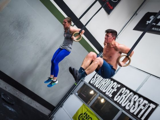 SnoRidge CrossFit_Burpee MU