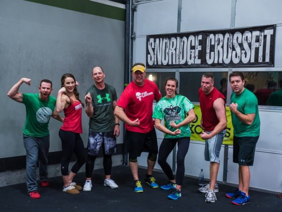 SnoRidge CrossFit_Christmas Cheer