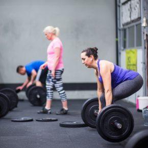 SnoRidge CrossFit_Deadlifts