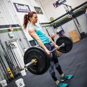 SnoRidge CrossFit_Deadlifts