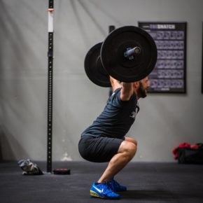 SnoRidge CrossFit_Hang Snatch