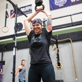 SnoRidge CrossFit_KB Swing