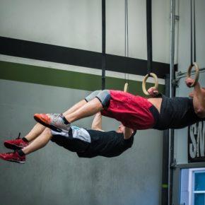 SnoRidge CrossFit_MU tandem
