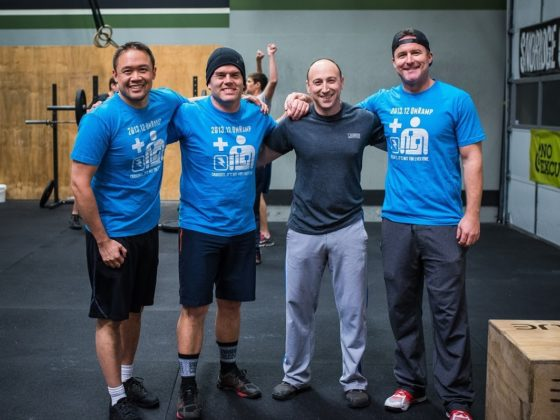 SnoRidge CrossFit_OnRamp-iversary