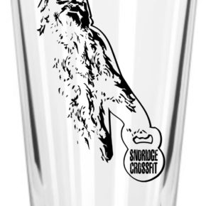 SRCF Pint Glass
