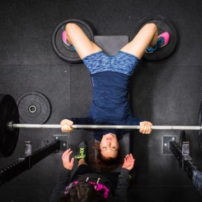 SnoRidge CrossFit_Bench Press