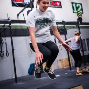 SnoRidge CrossFit_Box Jumps