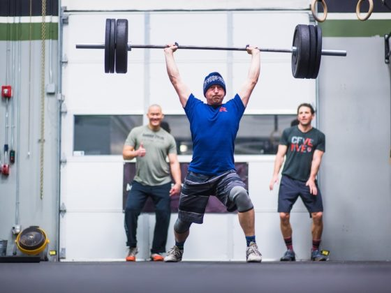 SnoRidge CrossFit_CandJ