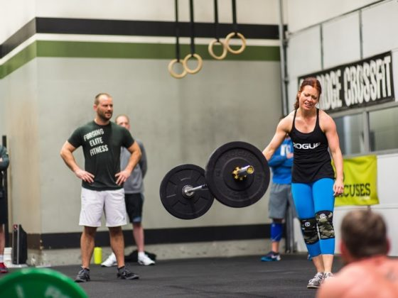 SnoRidge CrossFit_Death By Thruster