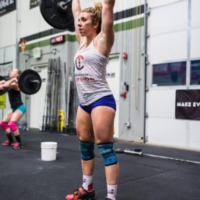 SnoRidge CrossFit_Lockout