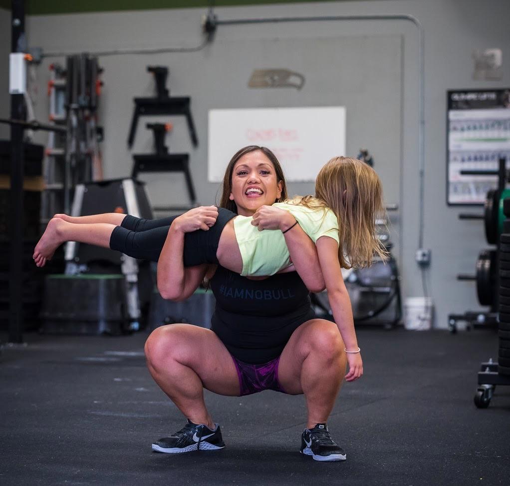 picture Front squat