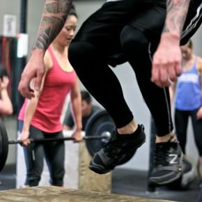 Box Jumps_Travis