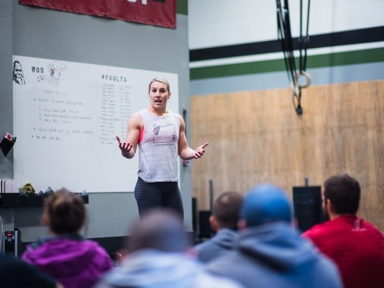 SnoRidge CrossFit_Everyday Warrior 2