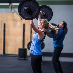 SnoRidge CrossFit_Press Chipper