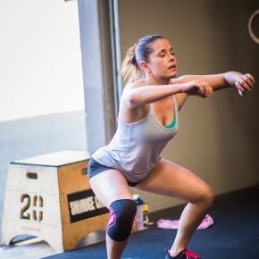 SnoRidge CrossFit_Air Squats