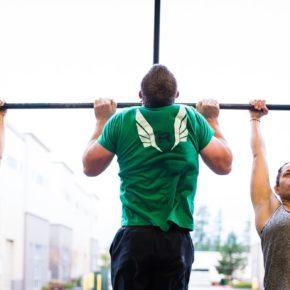 SnoRidge CrossFit_Cindy