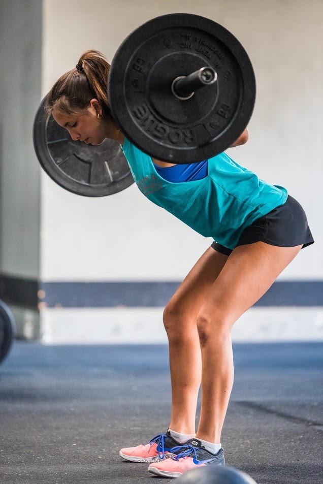 April 19, 2018 - Quarter Deck Athletics: CrossFit Gym
